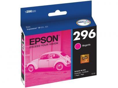 Cartucho de Tinta Epson Magenta - DURABrite Ultra Ink com as melhores condições você encontra no Magazine Jc79. Confira!
