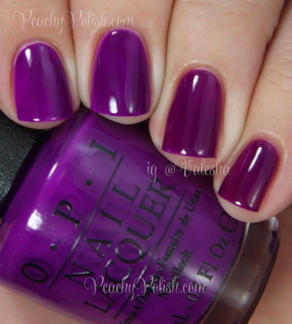 OPI: Summer 2014 Neon Collection Swatches and Review