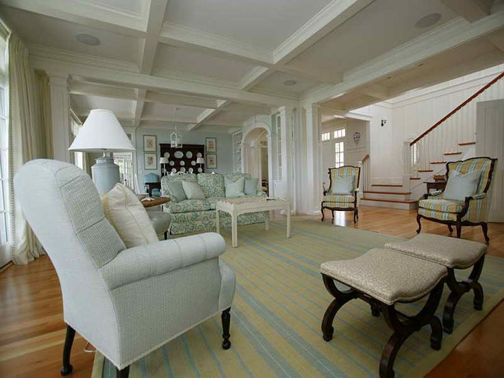 Cape Cod Interior Design Is A Great Home Style That Can Be Used To Decorate  Both