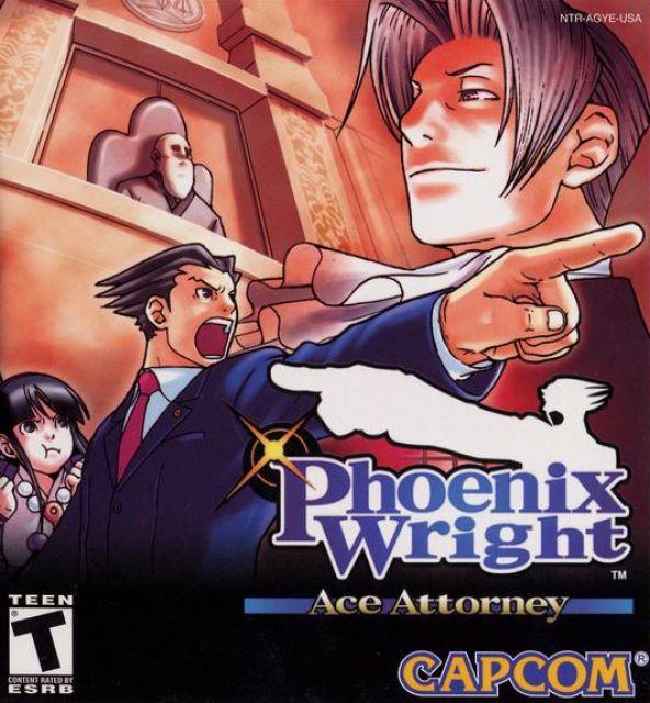 Phoenix Wright: Ace Attorney (GBA) Commencé mais pas terminé?