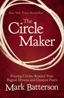 According to Pastor Mark Batterson in his book, The Circle Maker, 'Drawing prayer circles around our dreams isn't just a mechanism whereby we accomplish great...