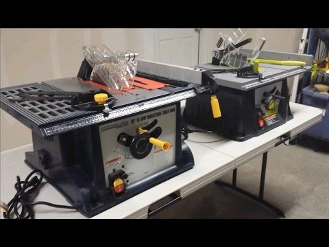 Image Result For Craftsman Table Saw