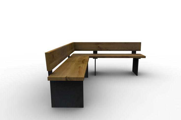 die besten 25 eckbank eiche ideen auf pinterest esstisch eiche massivholztisch eiche und. Black Bedroom Furniture Sets. Home Design Ideas