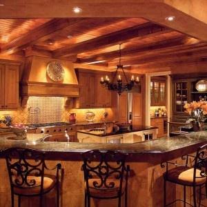 Old World Kitchens Part 57
