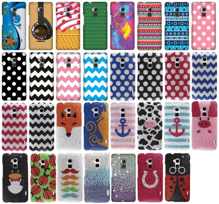 For HTC One Max T6 Snap On Design Protector Rubberized Hard Cover Phone Case #NextKin  $9.00 (FREE SHIPPING)