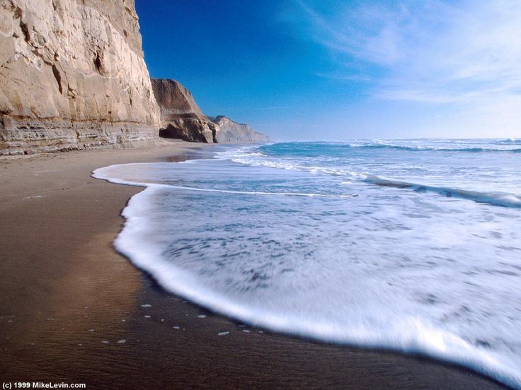 Half Moon Bay: an awesome little town! Friendly people and some legendary beaches including the world famous surf spot Mavericks. While the tide was low we walked the reef at Moss Beach and found whole abalone shells! There's several great hikes as well!