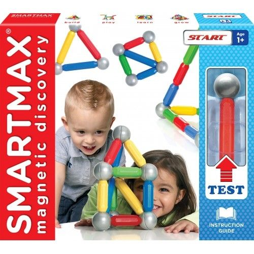 SmartMax - Magnetic Discovery Try Me Set