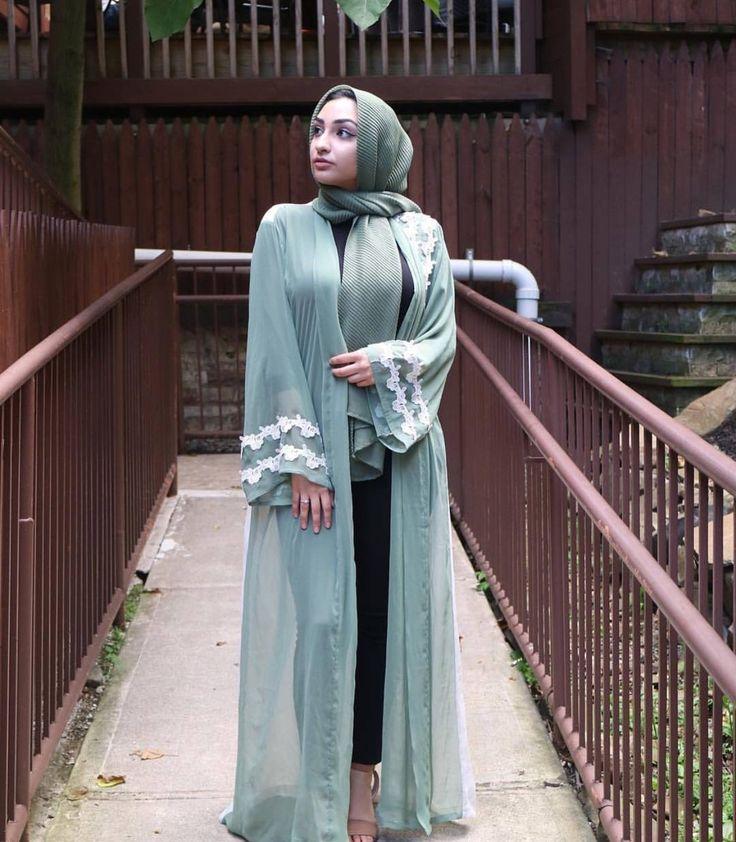 Hijab Fashion | Nuriyah O. Martinez | Pinterest @adarkurdish