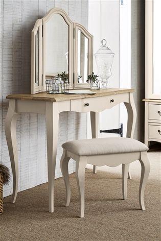 . Josephine Dressing Table Set   Bedroom   Dressing table vanity