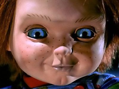 Want to See the Real-Life Haunted Doll That Inspired Chucky from 'Child's Play'?