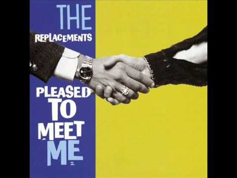 Replacements, The - Pleased To Meet Me LP (180 gram vinyl)
