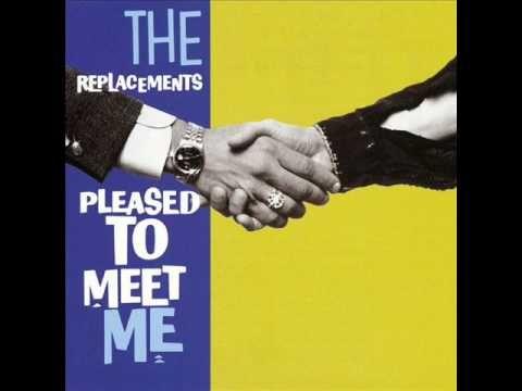 Replacements, The - Pleased To Meet Me LP (180 gram vinyl)