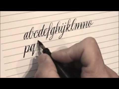 youtube 1080p  script font