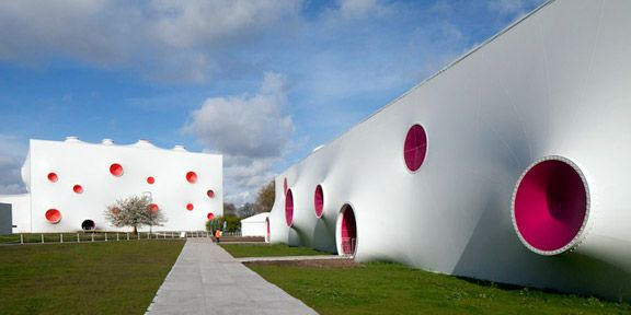 2012 OLYMPIC SHOOTING by MAGMA Architecture