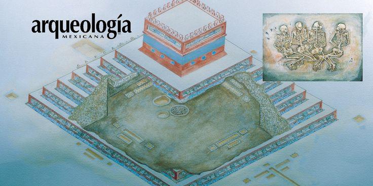 Templo de Quetzalcóatl, Teotihuacan | Arqueología Mexicana