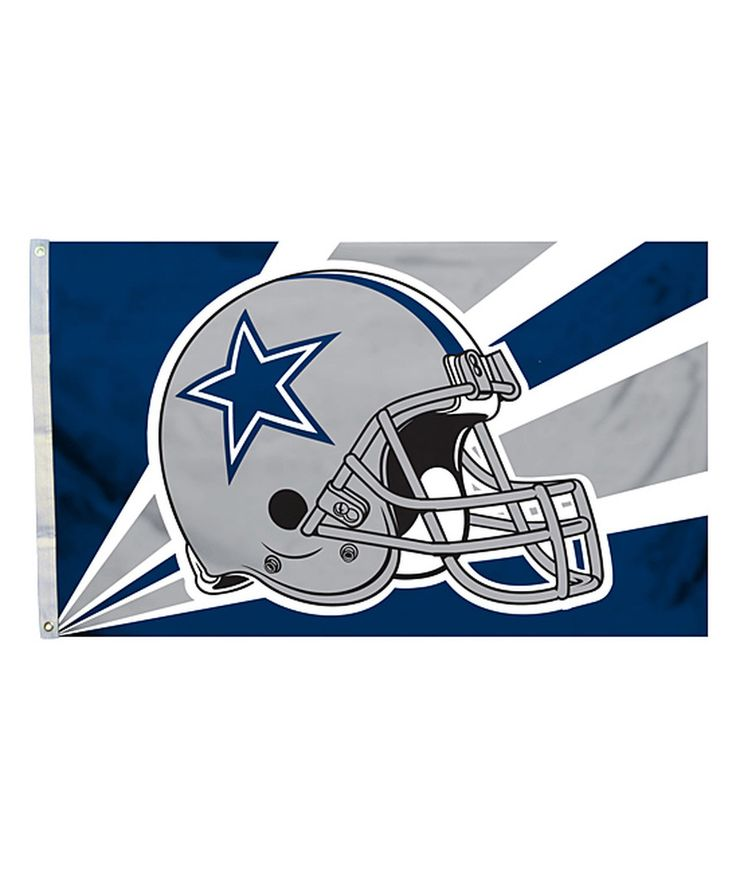 Another great find on #zulily! BSI Products Dallas Cowboys   Grommet Flag by BSI Products #zulilyfinds