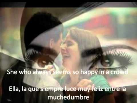 She - Elvis Costello (with lyrics English-Spanish(Español))