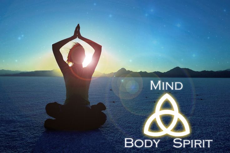 The human experience is characterized by three elements, Mind, Body and Spirit. They are the keys to life and vitality!