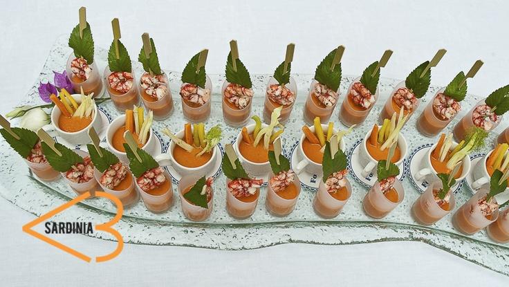 #fingerfood #seafood #sardinia #sardegna #antipasti #stuzzichini