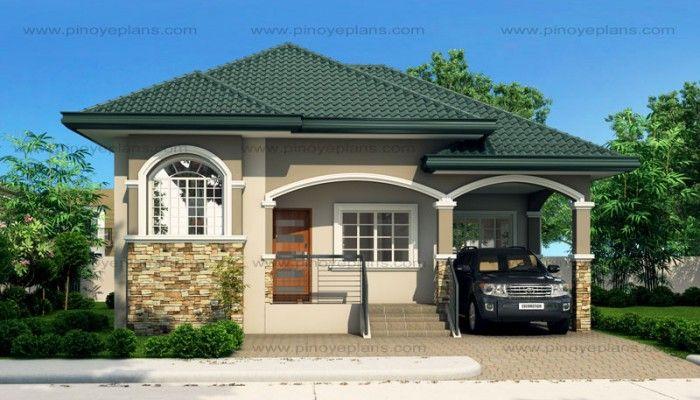 Freenom World Philippines House Design Bungalow House Design Simple House Exterior Design