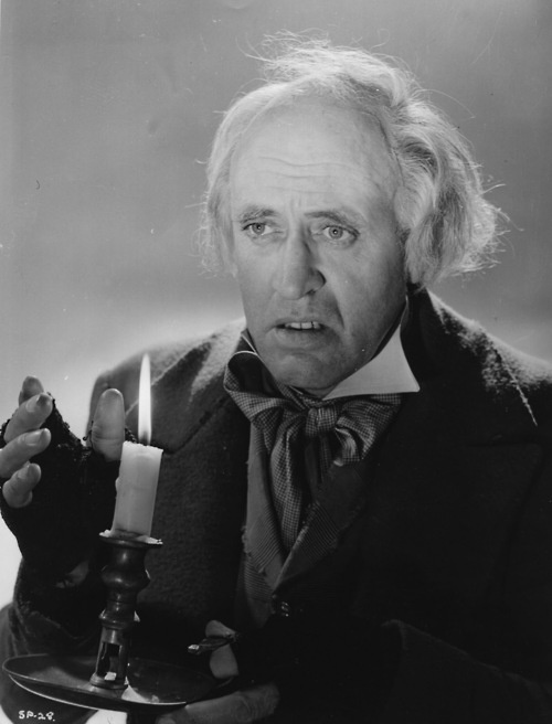 Best.Scrooge Ever, Alastair Sim. He was an amazing British character actor. Best noted in America for the movie, A Christmas Carol 1951