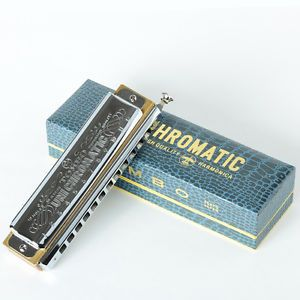 Tombo Unichromatic 1248 harmonica