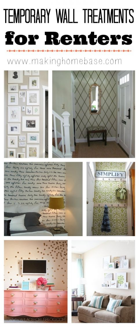 Best 25+ Apartment wall decorating ideas on Pinterest | Apartment ...