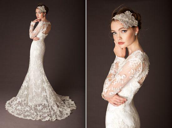 babushka ballerina bridal