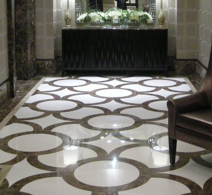 Best 25 floor patterns ideas on pinterest for Elevator flooring options