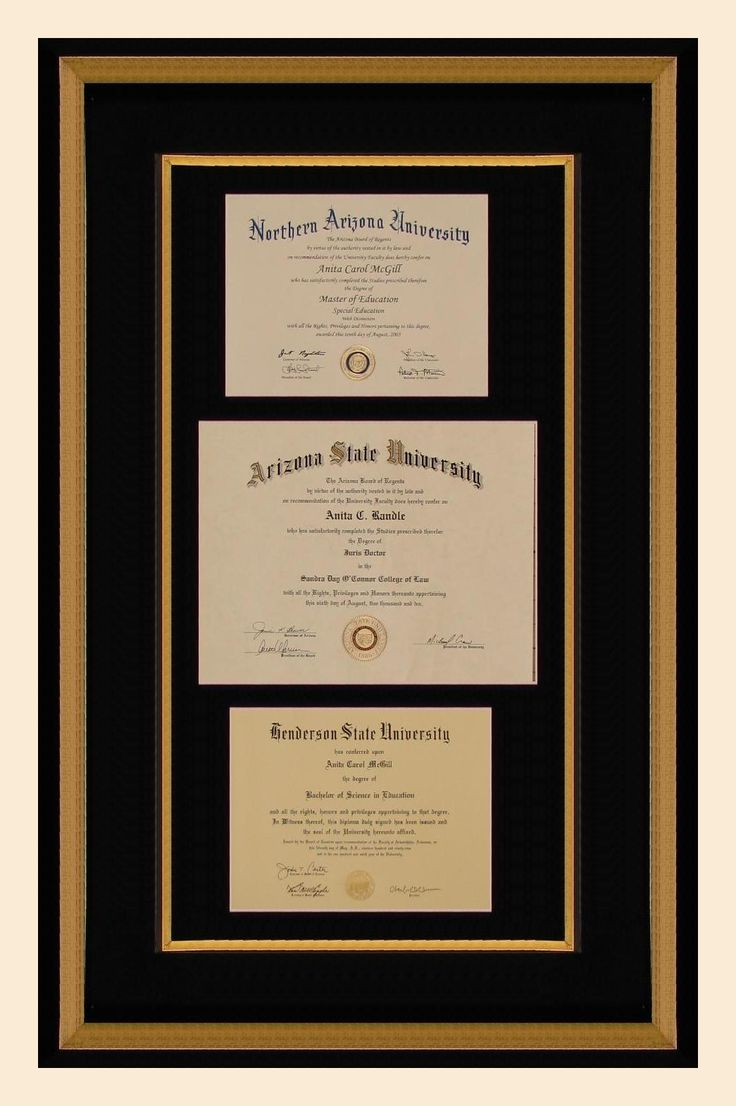framing diplomas ideas - Google Search