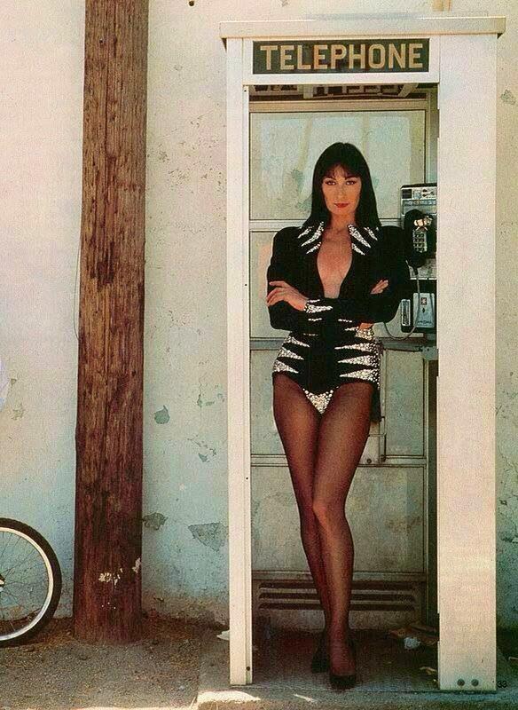 ghastlydelights: Anjelica Huston.