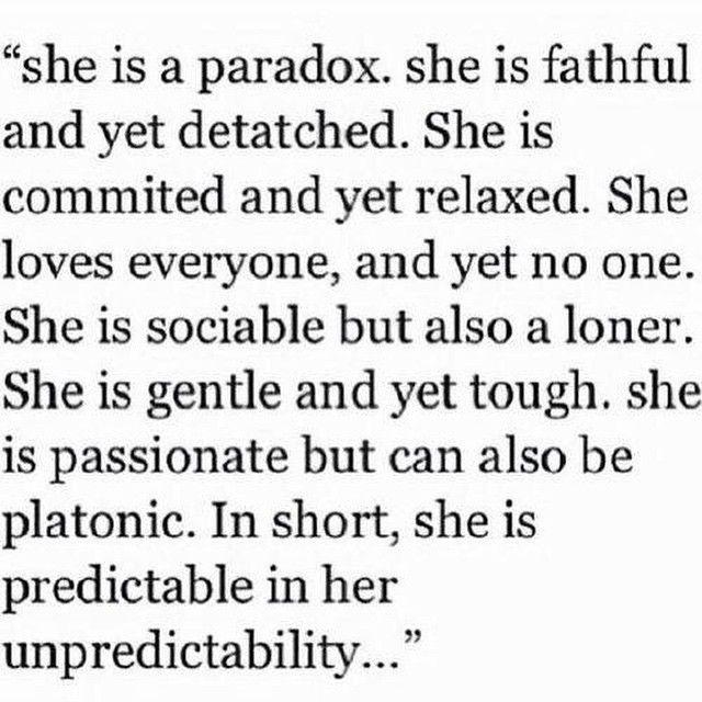 Wild heart. Gypsy soul. @thefoxxyone explains us completely.