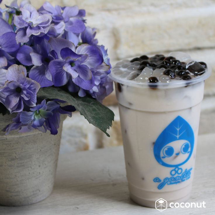 For Agan Tea first timers, give this one a try: Signature Milk Tea 😋 #coconutrewards #agantea 📷 by @agantea_indo