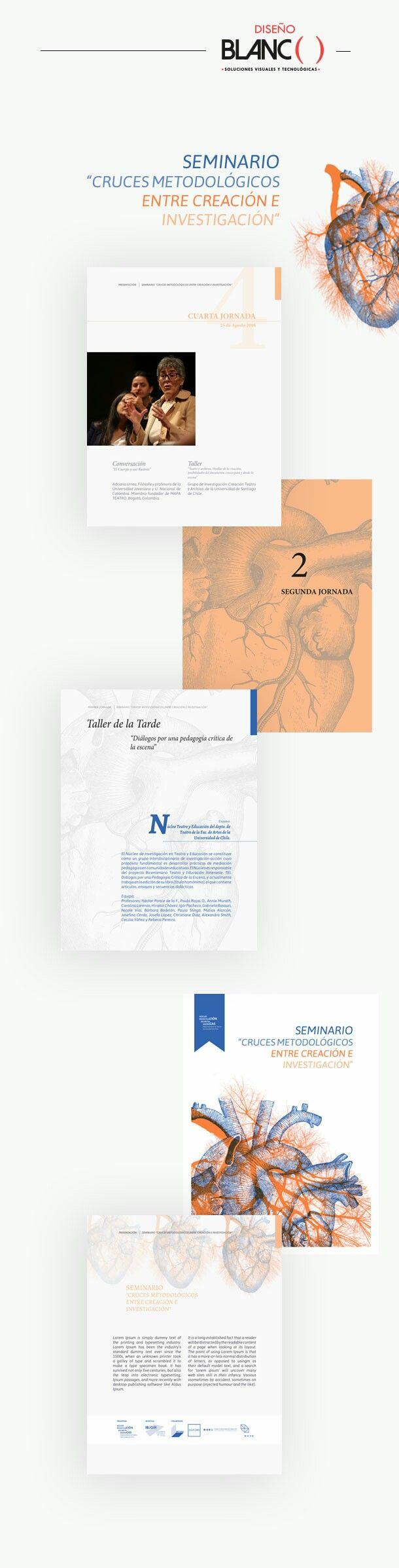 Libro PDF seminario cruces metodológicos por Diseño Blanco
