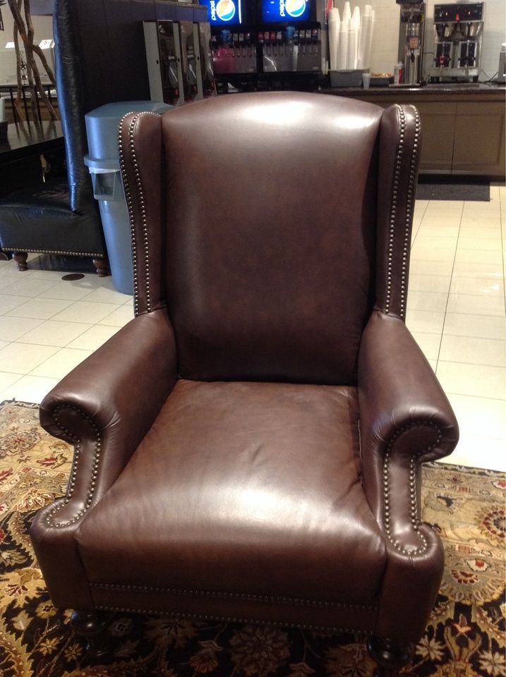 A Leather Chair For Sophisticating Seating Houston Tx