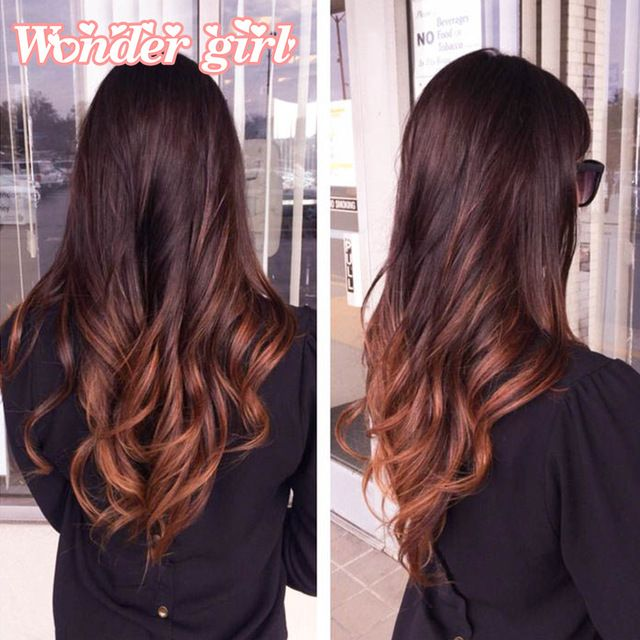 Malaysian Virgin Hair Body Wave 3Pcs Black and Burgundy Ombre Hair Extensions Two Tone Virgin malaysian ombre Human Hair Weave