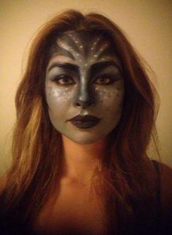 21 best avatar makeup images on Pinterest   Avatar makeup ...
