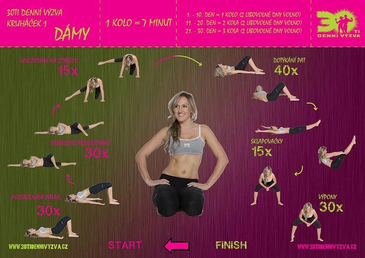 30ti denní výzva - začni hned, néé až zítra