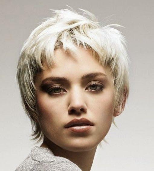 korte blonde kapsels met bril - Google zoeken