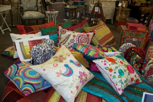 Our Buyers Trip to India Home Colors and In love