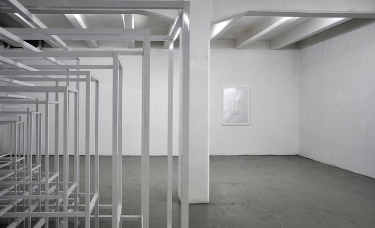 Resonator Chapt 1 - view of the solo show  @The flat-Massimo Carasi, Milan
