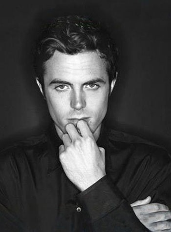 CASEY AFFLECK Because one talented and brilliant Affleck brother just isn't enough.