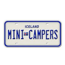 Iceland Mini Campers Logo #carrental, #campervanrental