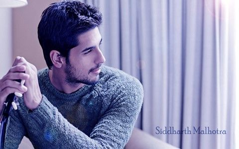 Handsome Sidharth Malhotra HD Wallpapers Free Download