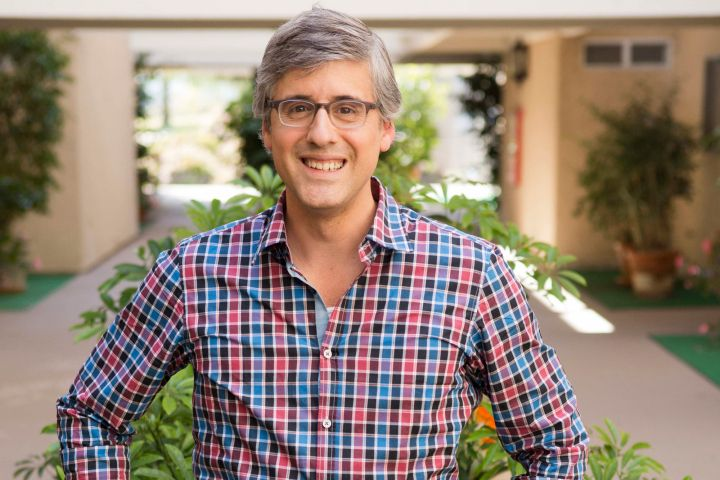 """Remember when Mo Rocca was part of Jon Stewart's fake news? He's now a real interviewer on """"CBS Sunday Morning."""" No wonder people take Stewart seriously. Rocca also rocks senior cuisine on the Cooking Channel's """"My Grandmother's Ravioli"""" as he spans the globe to get family recipes."""