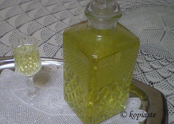 Orange or other Citrus Liqueur / Λικέρ Πορτοκάλι ή άλλων Εσπεριδοειδών  http://www.kopiaste.info/?p=253