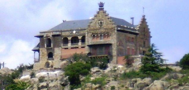 Ruta palacion abandonado Canto_del_Pico