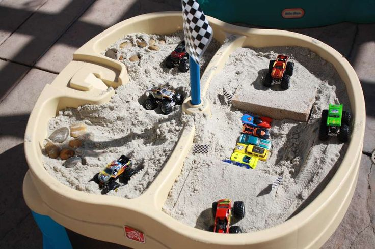 Monster Truck Birthday Party Ideas | Photo 12 of 23