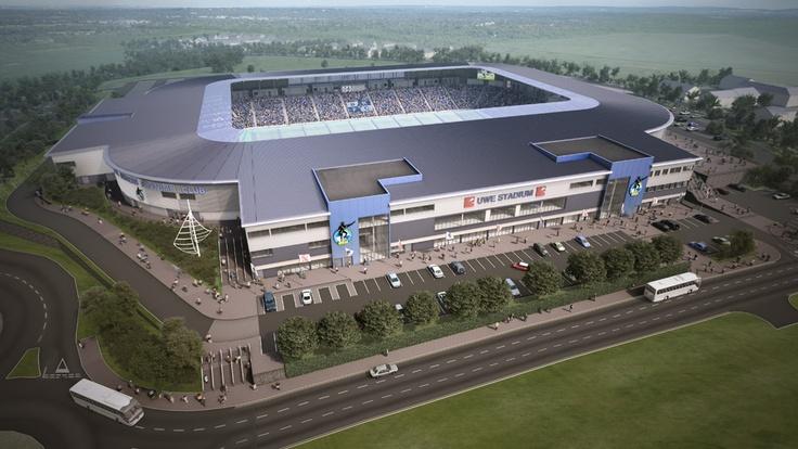 Bristol Rovers planned new stadium