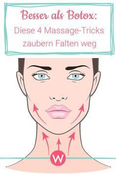 4 massage tricks for firm facial skin